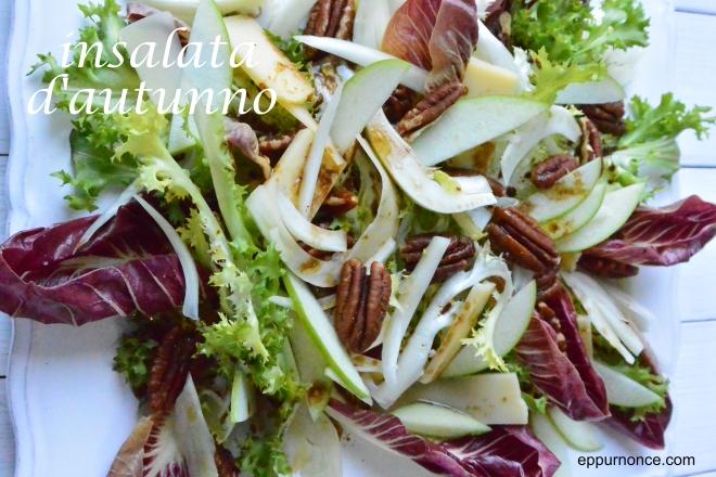 insalata d'autunno